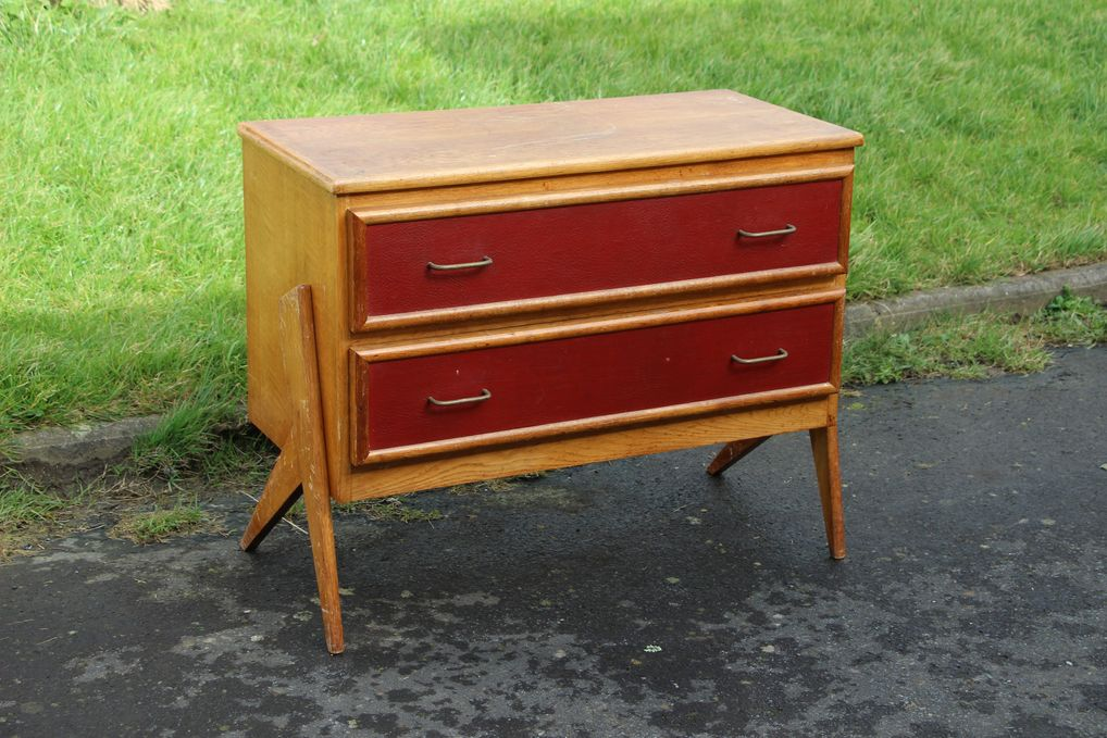 Commode Vintage 1950 1960
